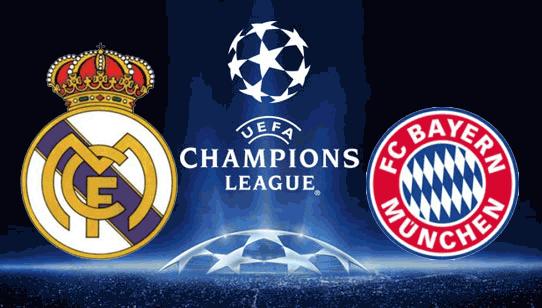Bayern Madrid Livestream