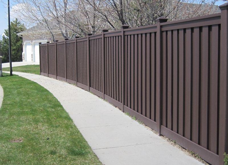 Garden Uv Resistance Composite Fence Riyadh Composite