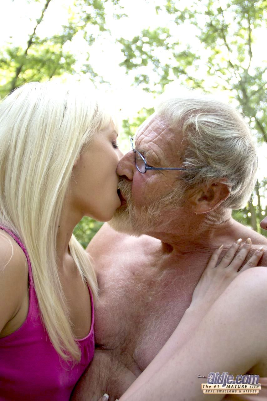 Old Man Young Girl Dirty Talk