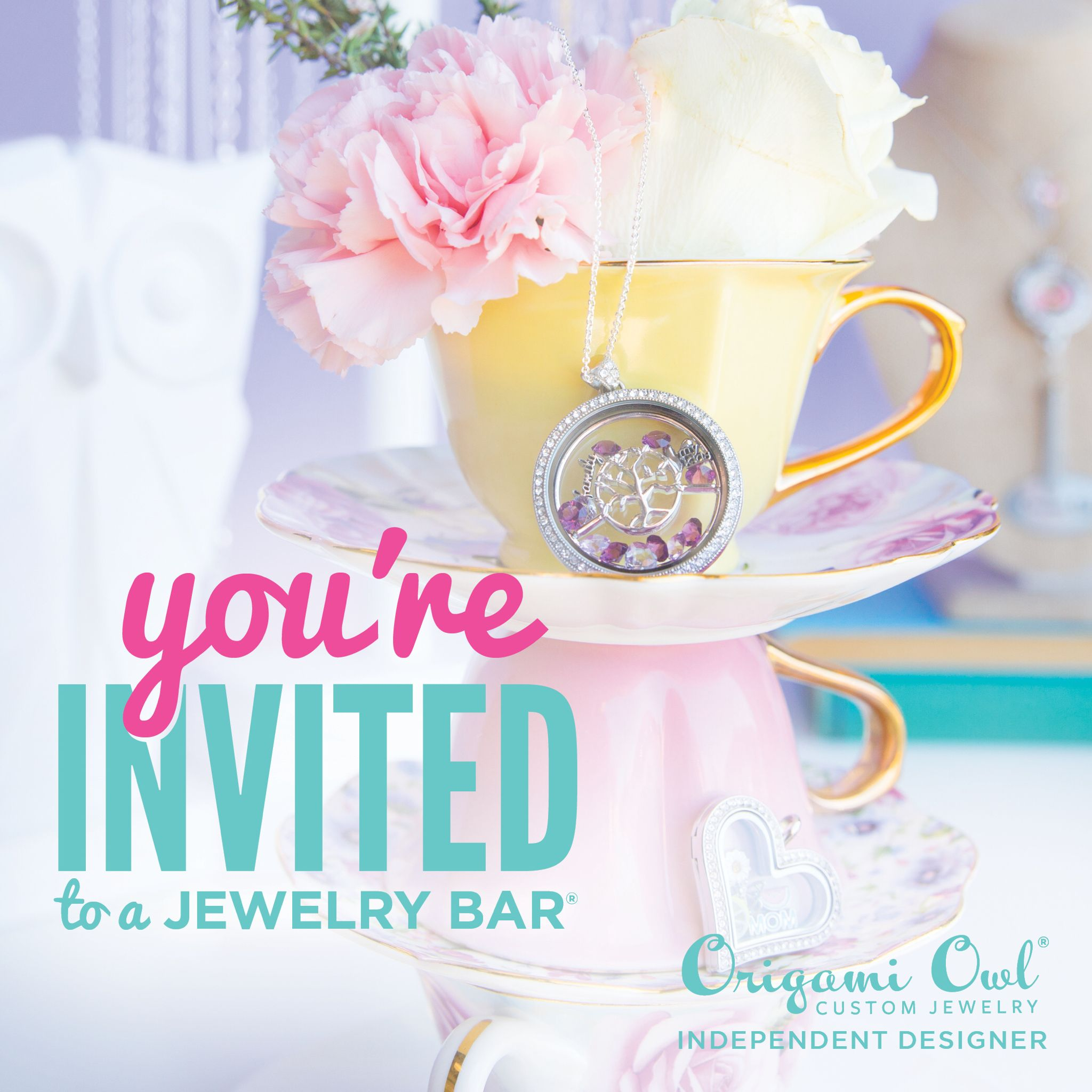 Origami Owl. You're invited to a jewelry bar! www ... - photo#41