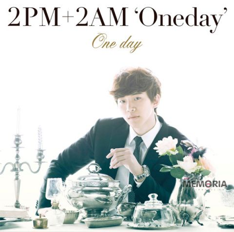 JUNHO] 2PM+2AM 'ONE DAY' Japanese Single Album, 2PM's Junho Jacket