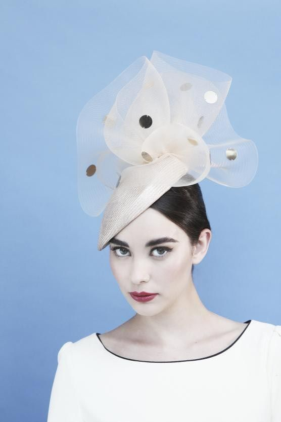 61f88f46da2 Gina s beautifully crafted hats are perfect for weddings