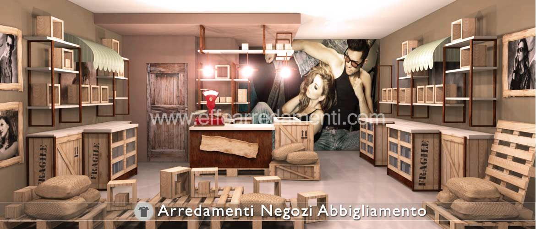 Concetto di design officina bottega artigianale per for Arredi per negozi abbigliamento