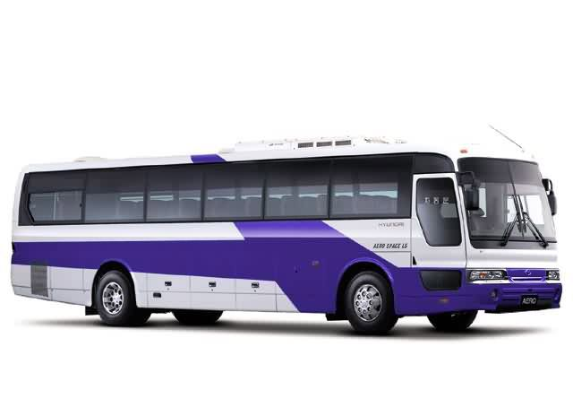 Used Buses 2006 Hyundai Aero Space LS for sale from S Korea
