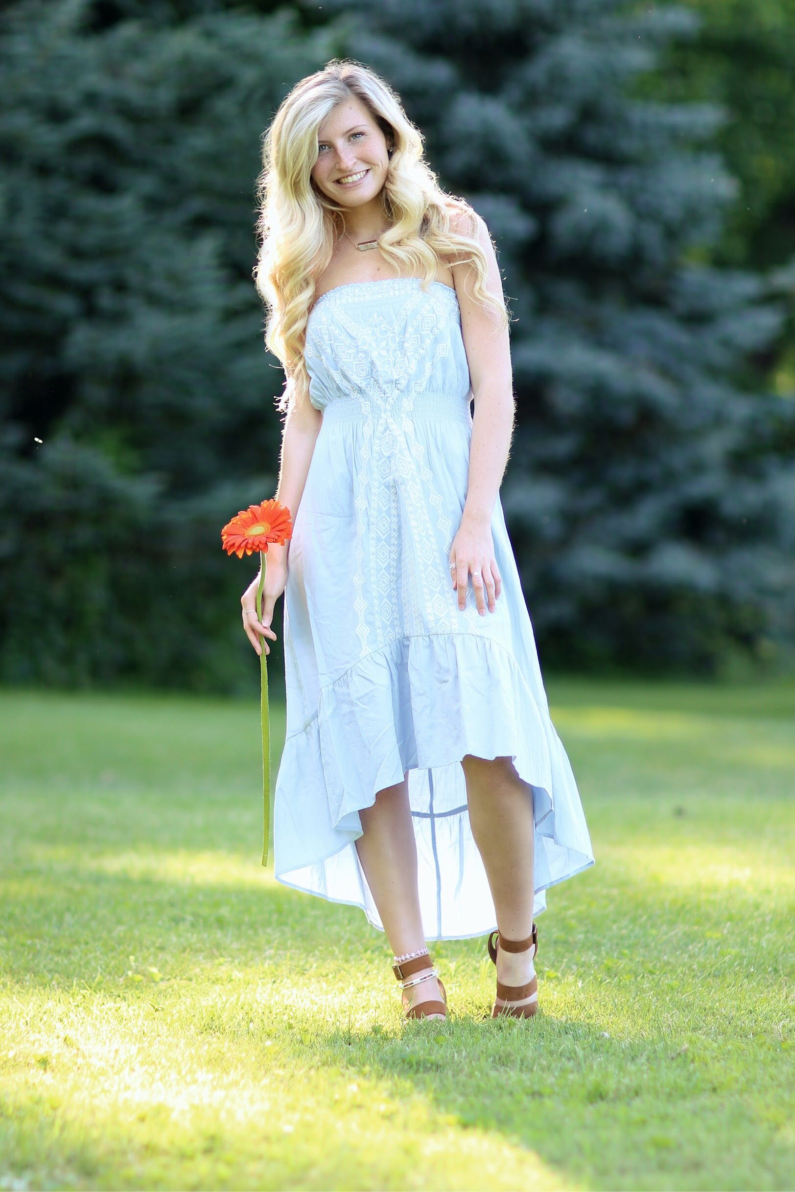 Boho maxi dress embroidered dress for summer wedding guest style
