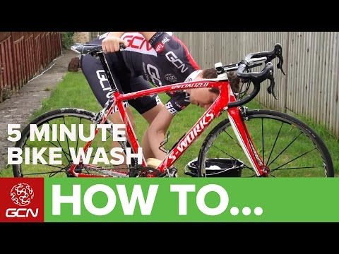 The 5 Minute Bike Wash: How To Clean Your Bike In A Hurry ...