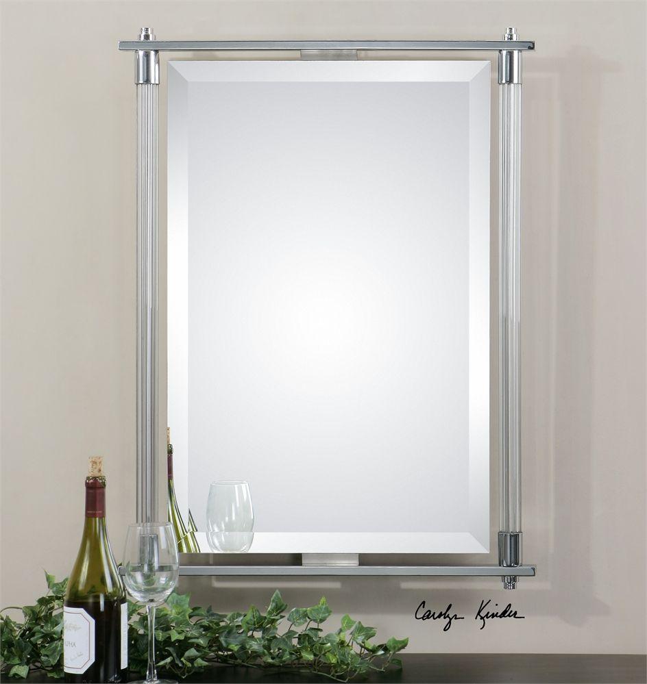 Uttermost Adara Vanity Mirror Master Bathroom Vanities