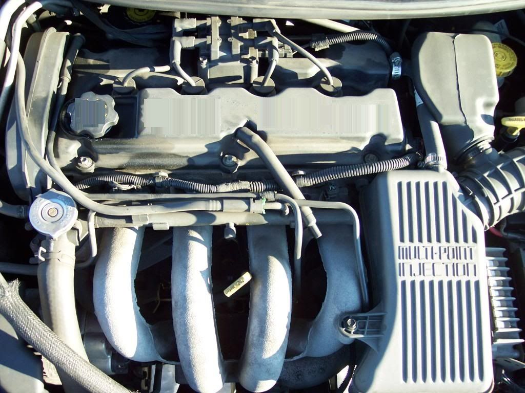 Plymouth Breeze Used Engine 1996 See At