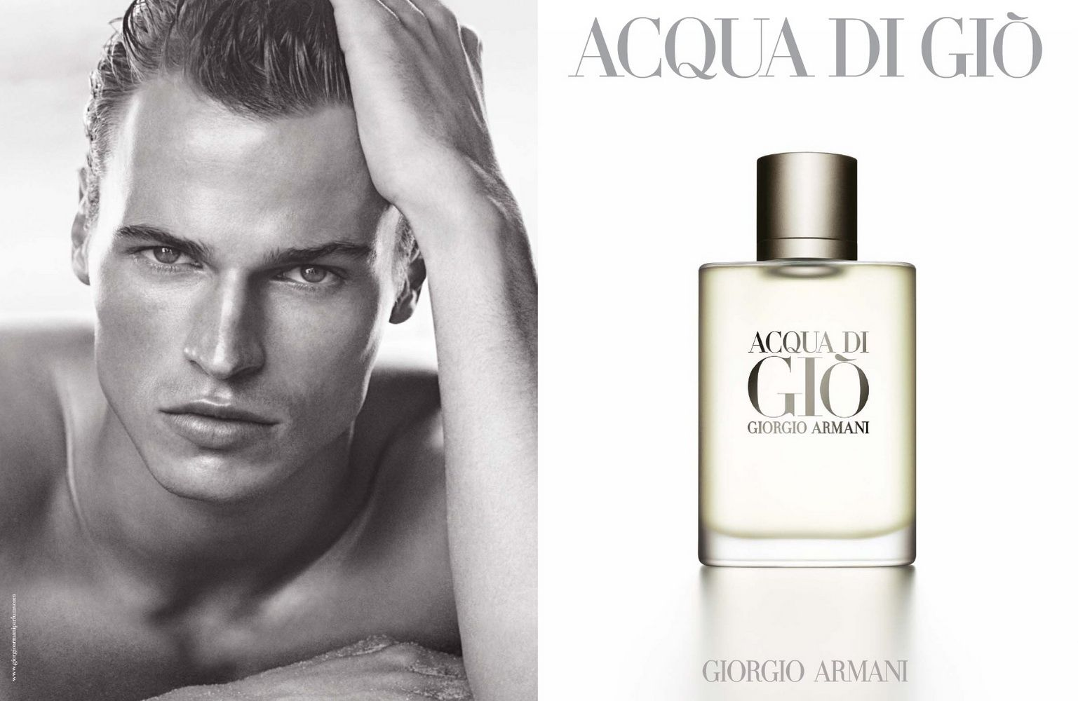 The Classic Acqua Di Gio By Giorgio Armani Love This