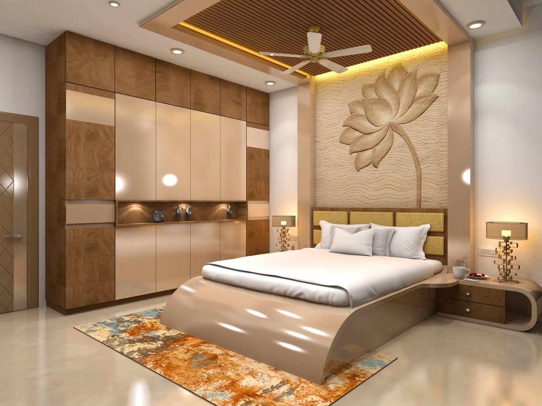 bedroom interior   Modern bedroom interior, Wardrobe ...
