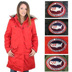 Canada Weather Gear Women S Faux Down Goose Winter Jacket Coat Plus Size Avail Http Ift Tt 1k9carl Winter Coats Jackets Winter Jackets Denim Coat Women