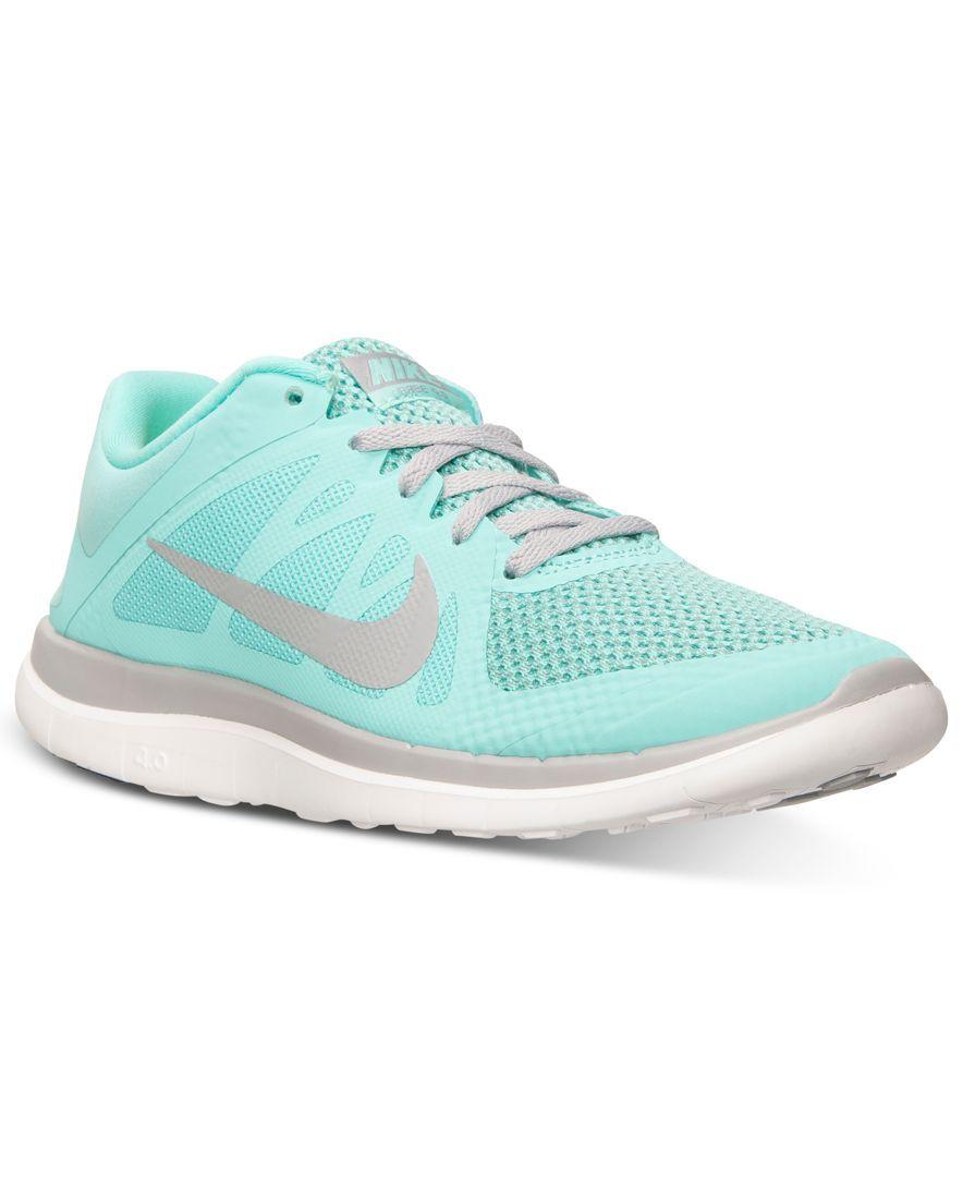Femmes Nike Free 4.0 V4 Chaussures De Sport De La Ligne Darrivée