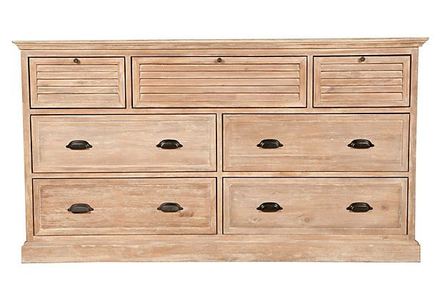 Gracie 7-Drawer Dresser on OneKingsLane.com