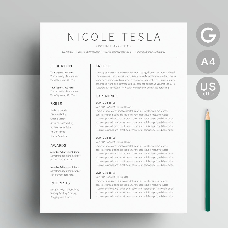 Making A Resume On Google Docs