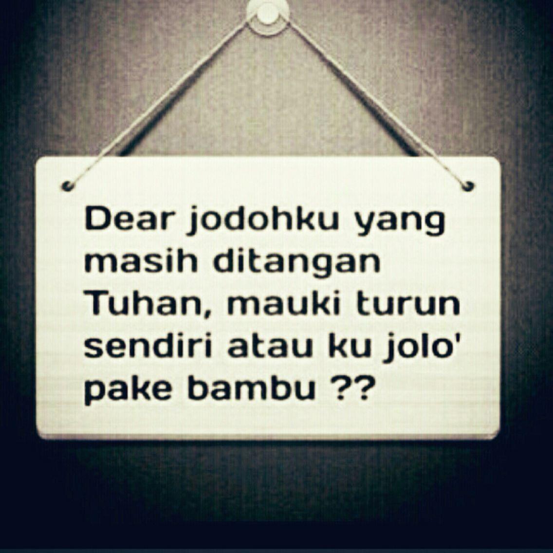 Dear Jodoh