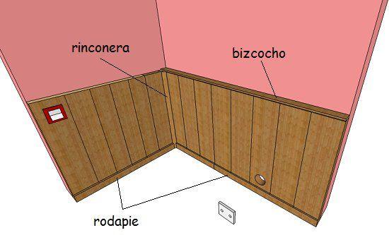 Vbq design tipos de frisos para decorar tus paredes - Colocar friso en pared sin rastreles ...