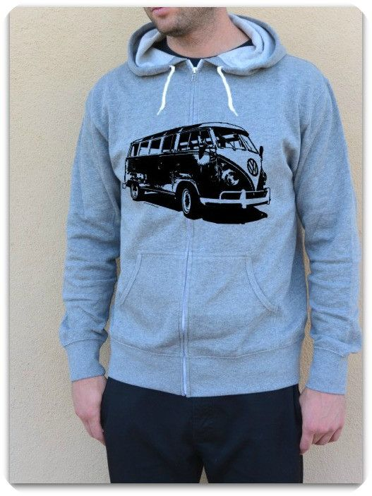Retro VW Van Hoodie