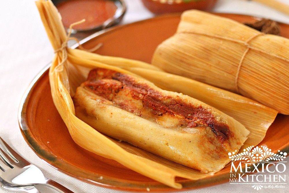 Savory Sweet Corn Tamales | Mexican food (or Mexican inspired ...