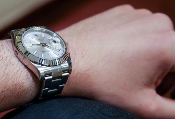 Rolex Datejust II And Day Date II Watch Reviews   wrist time watch reviews