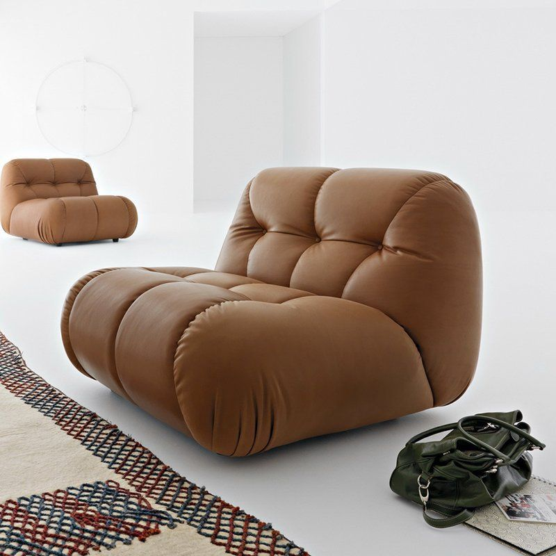 Best Brown Nuvolone Chair Comfortable Sofa Bed Sofa Bed For 640 x 480