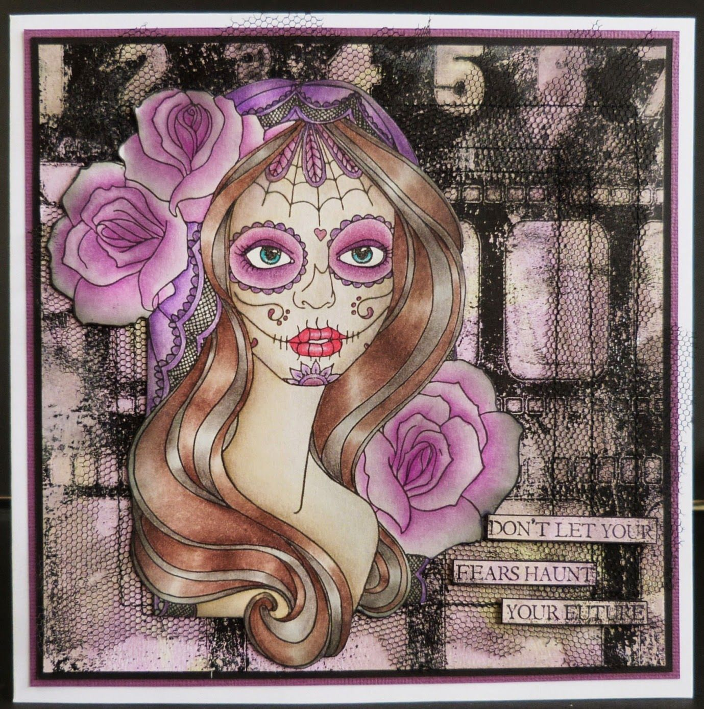 Catrina by Amanda Southern | That's Blogging Crafty!