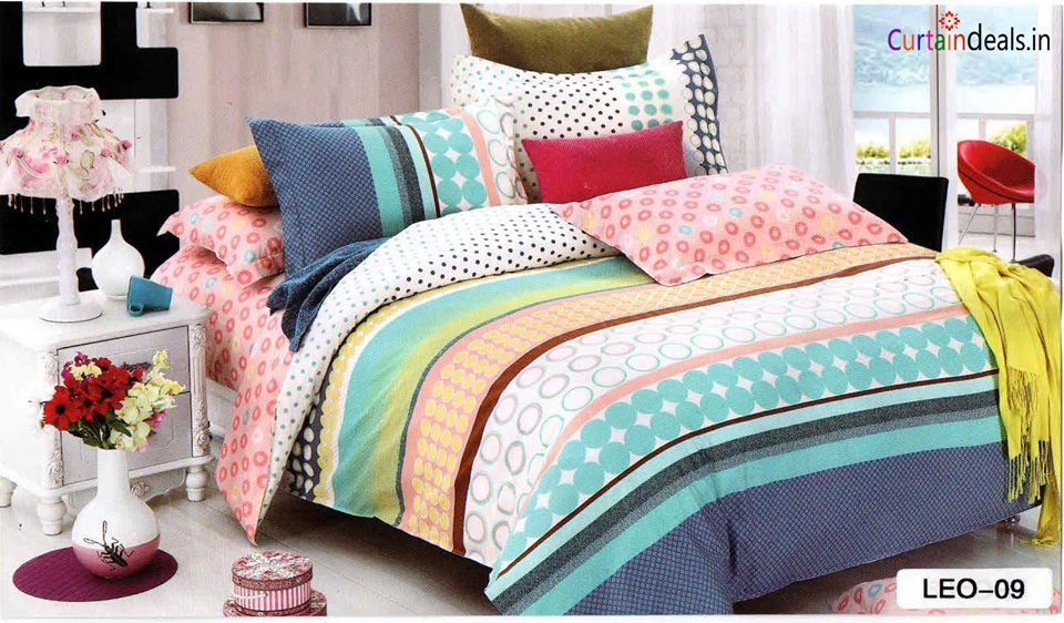 Buy Bed Sheets Bedcover Online In Delhi NCR India #bedsheets  Http://goarticles