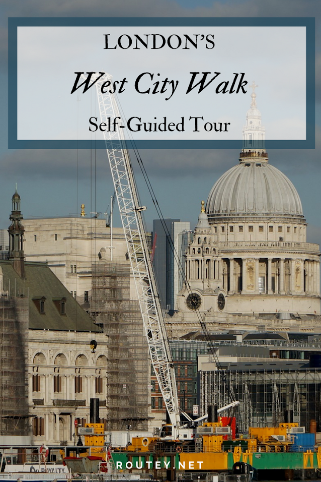 Looking for things to do in London? This is a great short self-guided walking tour of one of the most be… (With images)   London walking tours ...