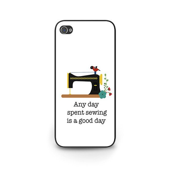 Sewing Phone Case Vintage Sewing Machine Iphone 5s Case Sewing Gift Iphone 4s Case Antique Sewing Ma Quilting Quotes Vintage Sewing Machine Quilter Gifts