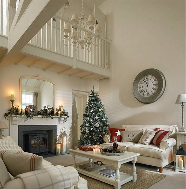 Traditional Home Christmas Decorating: Find Another Beautiful Images Traditional Christmas