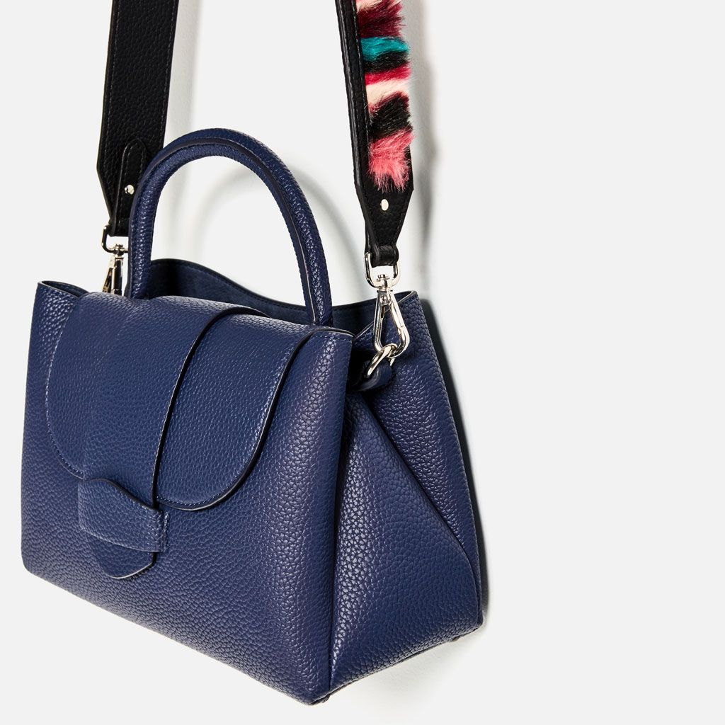 ca3495bc16 MINI CITY BAG-SHOES & BAGS-SALE-WOMAN | ZARA Thailand | accessory ...