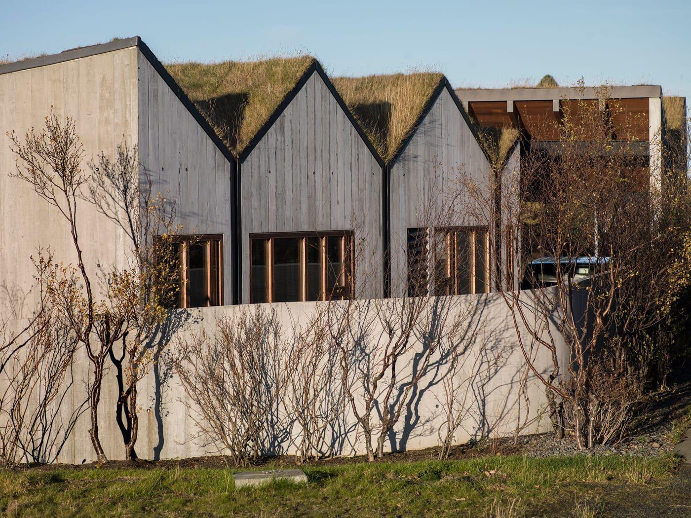 Studio Granda, Sigurgeir Sigurjónsson · Bakkaflöt 14