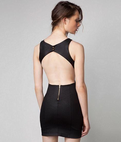 d451b90cec80 vestido con escote en la espalda | Graduación | Vestidos, Vestidos ...