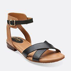 c93d76ec5d5555 Viveca Zeal Coral Leather - Womens Medium Width Shoes - Clarks ...