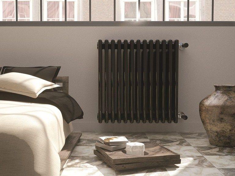 Radiateur décoratif à eau chaude en acier MISTRAL by SCIROCCO H