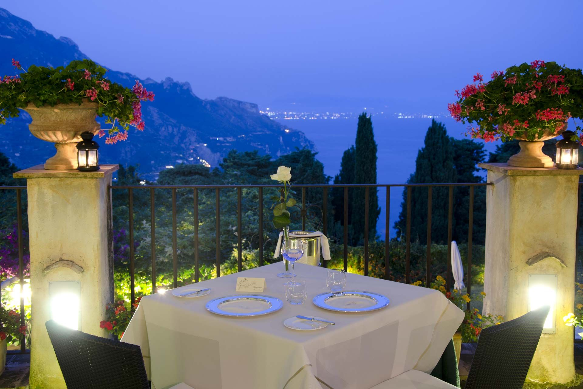Villa Cimbrone Italy restaurant, Beautiful villas, Trip