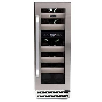 Seamless Glass Door 17 Bottle Built In Wine Refrigerator Http Www Whynter Com Productdetail Refrigeration Wine Coo Wine Refrigerator Wine Fridge Wine Cellar