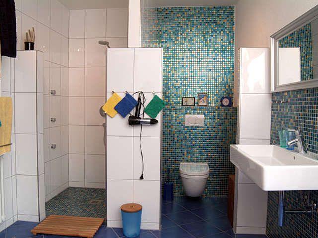 Rollputz für Fliesen | Mosaikfliesen, Badezimmer renovieren ...