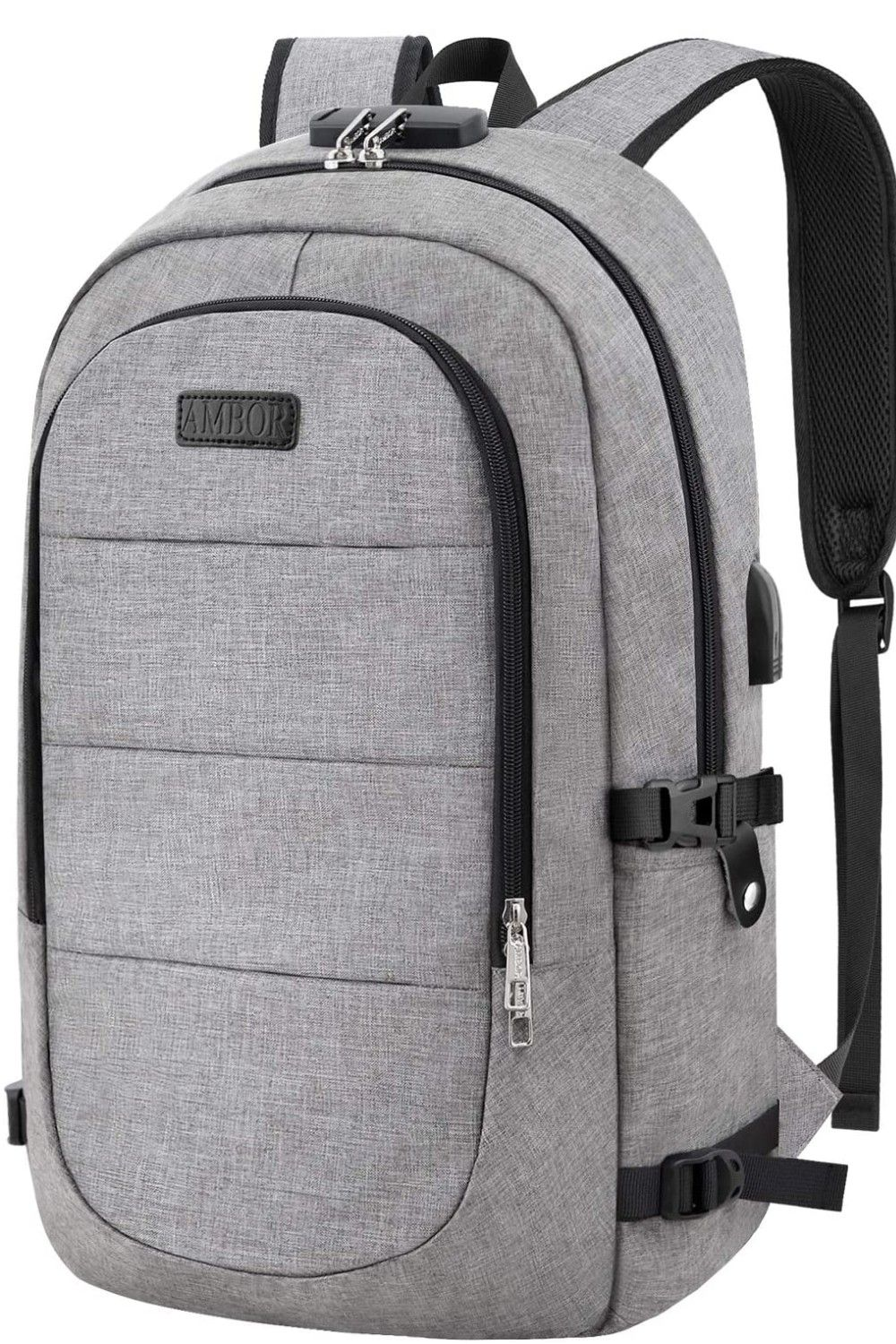 Travel Laptop Backpack Ambor 15 6 17 3 Inch Anti Theft Business Backpack Travel Laptop Backpack Daypack Backpack Laptop Backpack