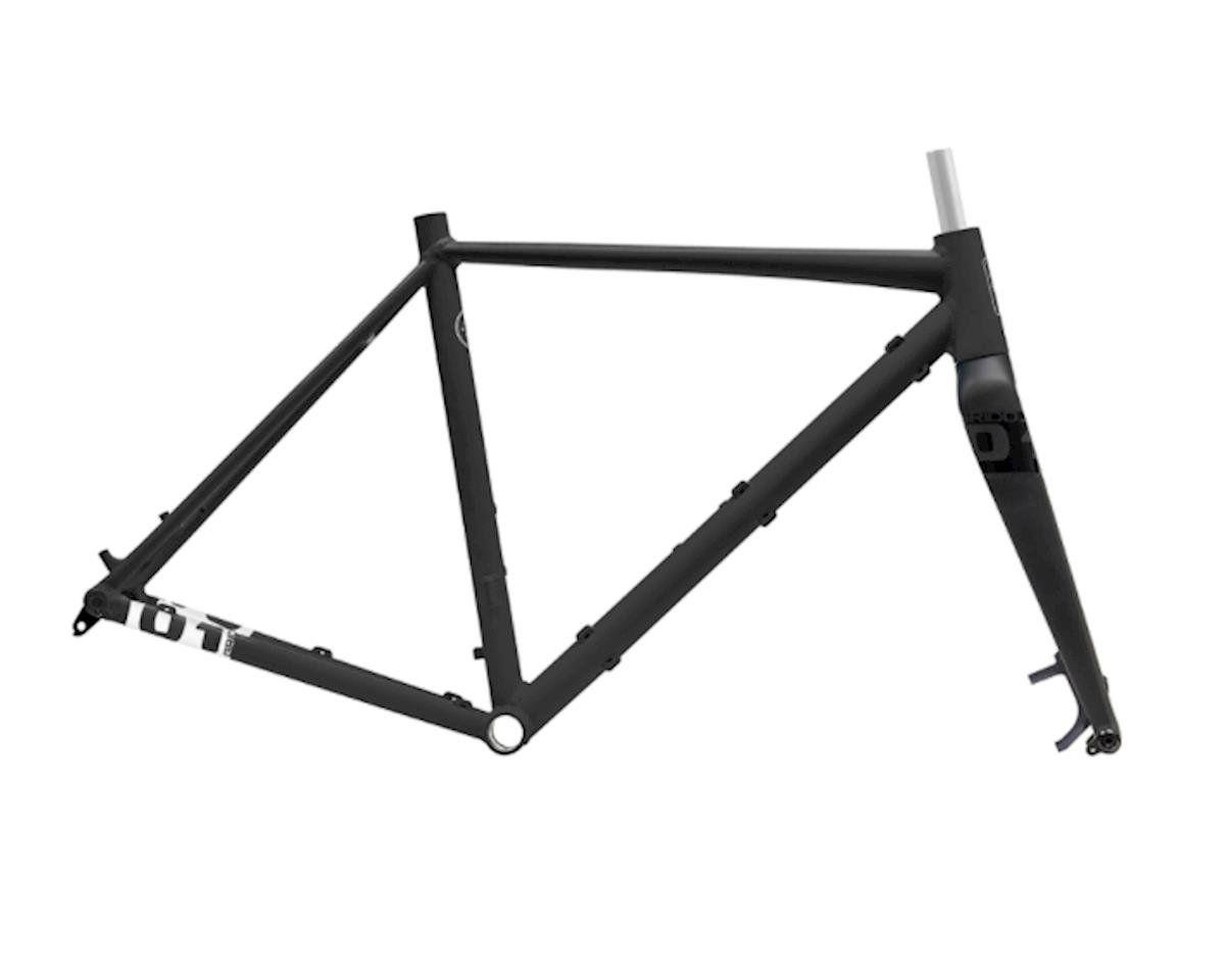 Octane One Gridd 700c Frameset Black S Bike Frame Octane Frame