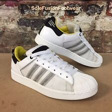Blackwhite 10 Trainers 5 Skate Superstar Mens Adidas Size Sneakers H9eWD2IEY