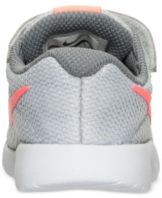 Nike Toddler Girls' Tanjun Casual Sneakers from Finish Line - Finish Line  Athletic Shoes - Kids & Baby - Macy's
