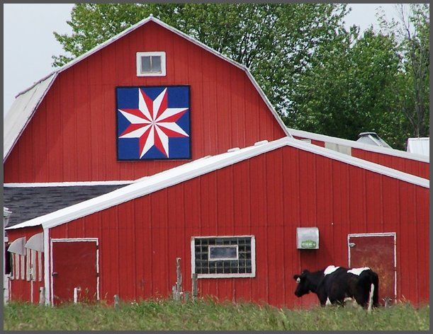 Door County Barn Quilts Show Painted Barn Quilts Barn Quilts Barn Quilt