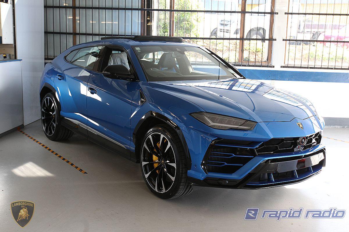 Urus radar detector install Car audio, Car
