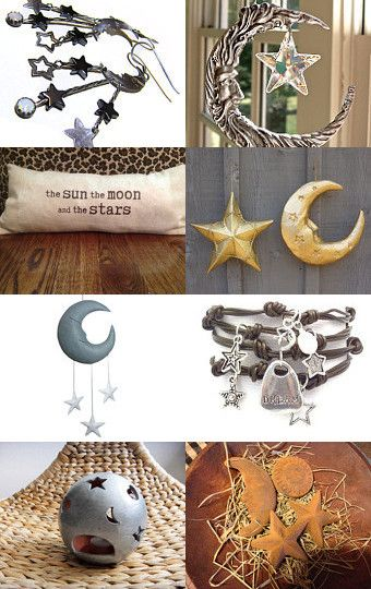 Night Skies by Michele on Etsy -- Pinned with TreasuryPin.com #jewelryonetsy #jetteam