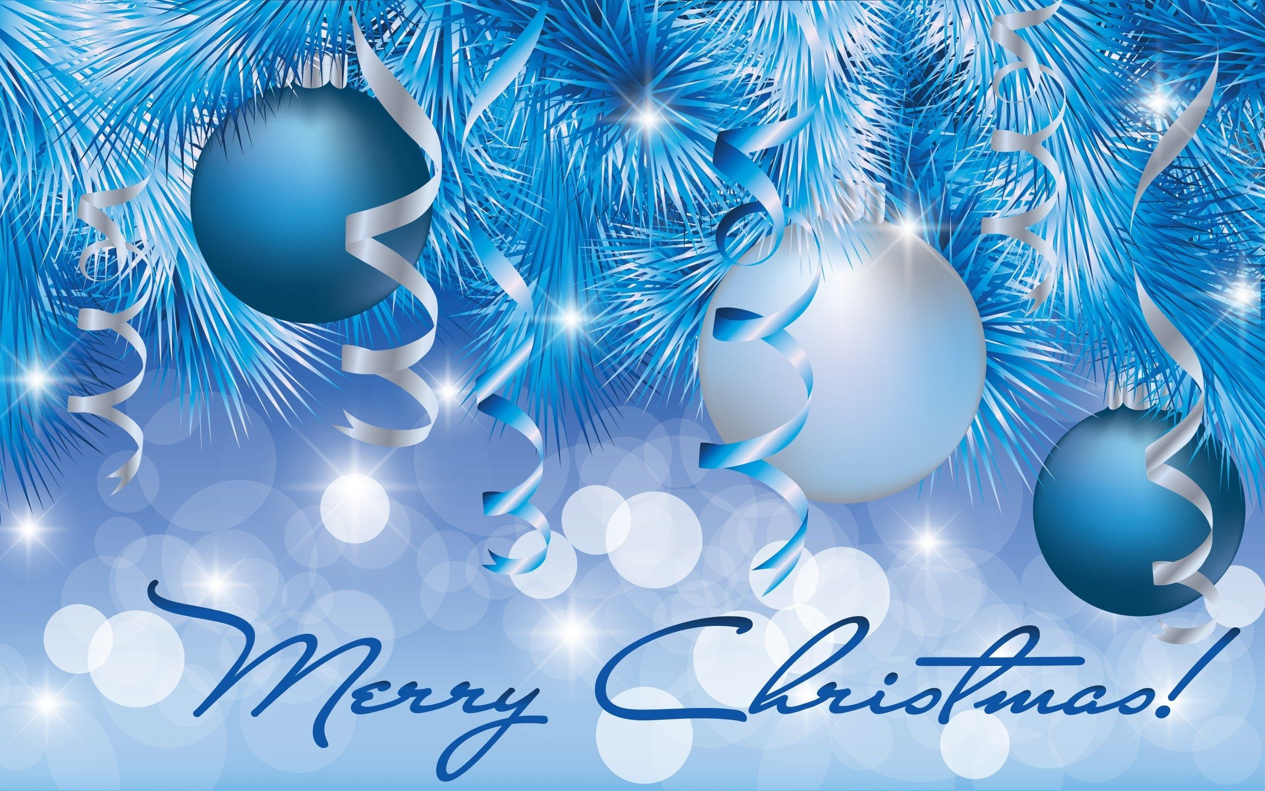 Blue And Silver Christmas Wallpaper Merry Christmas Wallpaper Silver Christmas Wallpaper Christmas Wallpaper Backgrounds