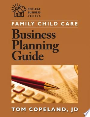 Photo of Family Child Care Business Planning Guide PDF Download