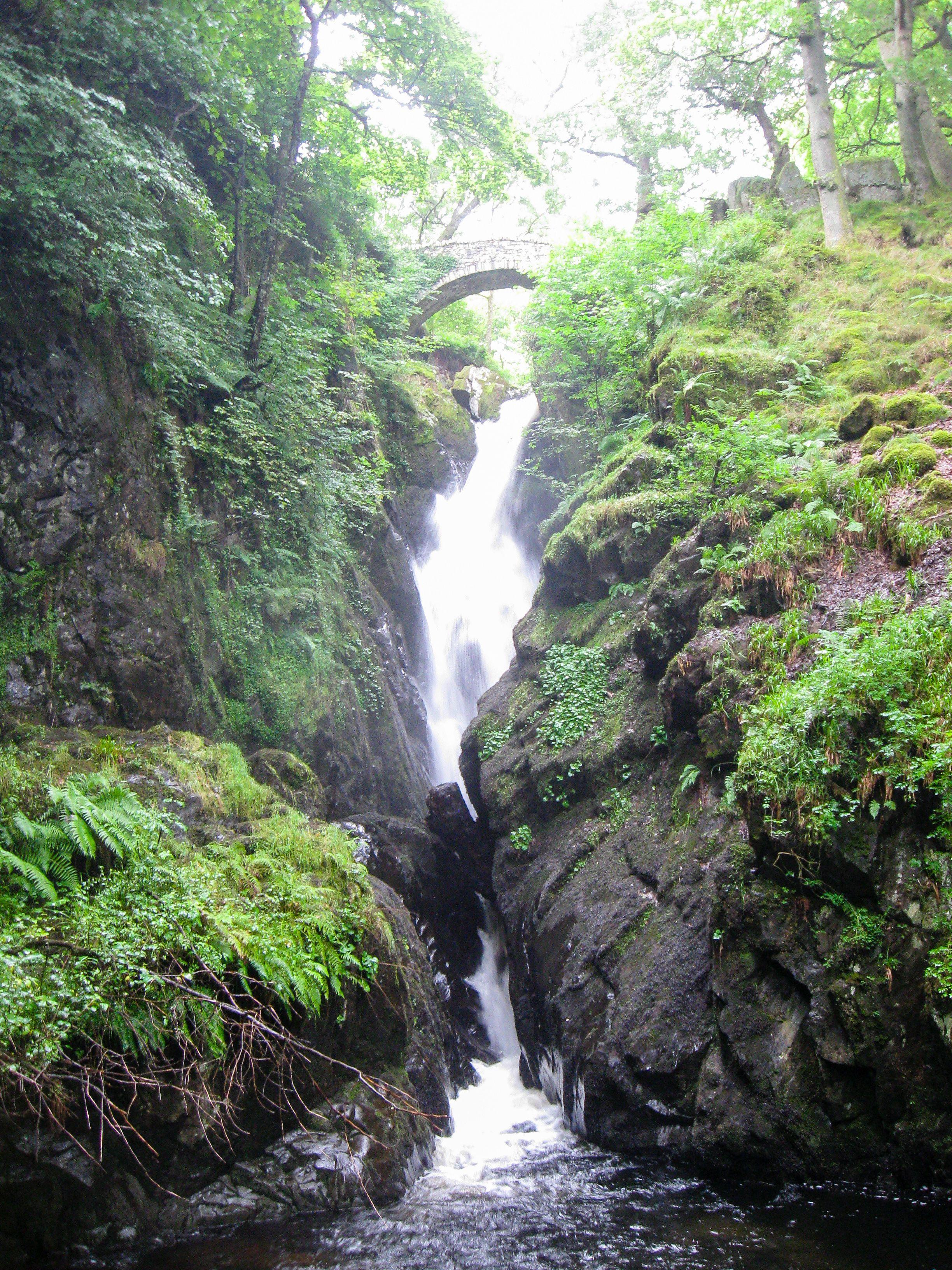 Aira Force Waterfall.