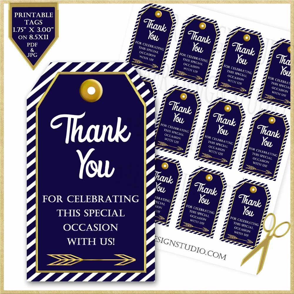 graduation thank you tags printable get home inteiror house