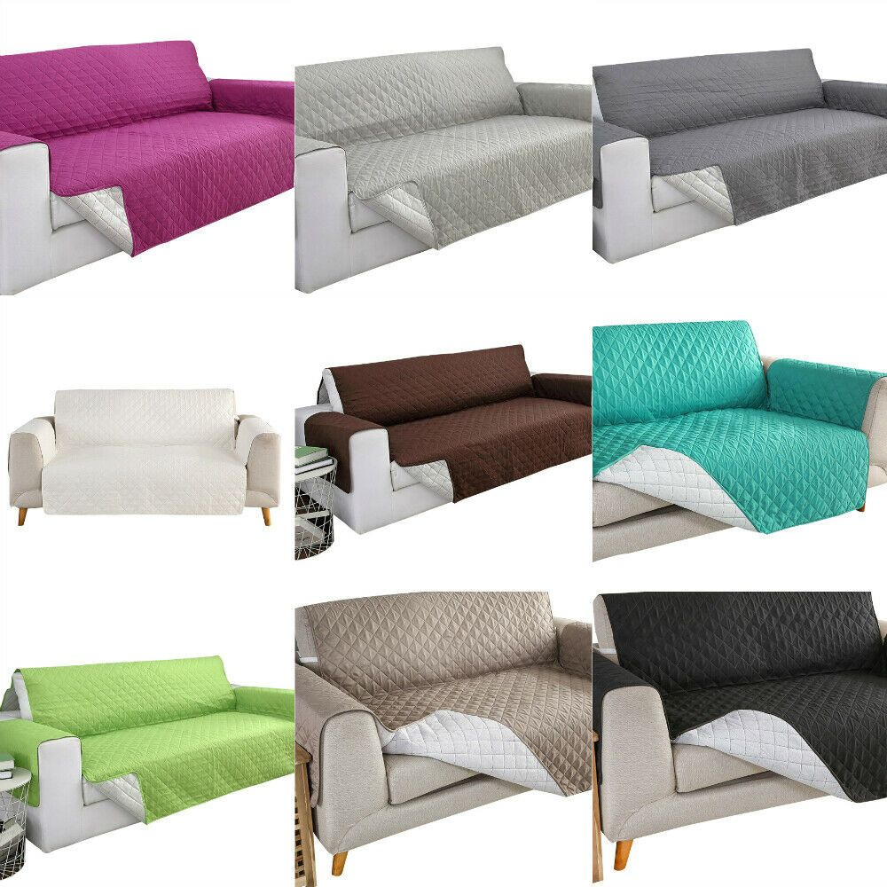 Waterproof Sofa Covers Couch Cover Pet Baby Mat Pad Slipcover Sofa Protector Sofa Slipcover Ideas Of Sofa Slipcov In 2020 Sofa Covers Couch Covers Leather Sofa Bed
