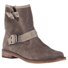 Lago Moto Boot Grey, $159, now featured on Fab.